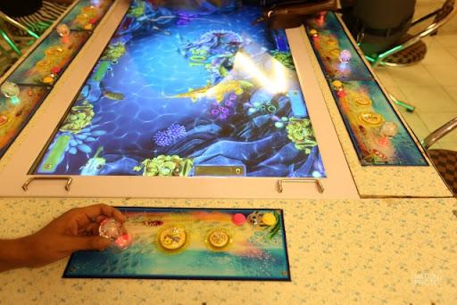เกมส์ ตู้ ปลา พนัน